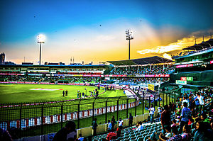 2016 Asia Cup - Image: Shere Bangla National Stadium