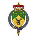 Shield of Arms of Alfred Milner, 1st Viscount Milner, KG, GCB, GCMG, PC.png