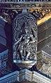 Shilabalika (celestial maiden) Chennakeshava temple, Belur(2).jpg