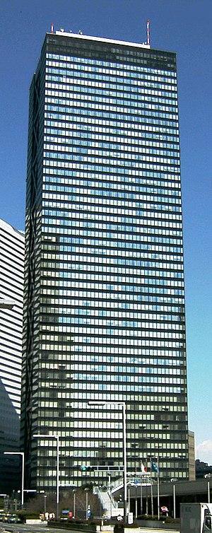 Nishi-Shinjuku - Image: Shinjuku Mitsui Building 2007311 1