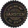 Siegelmarke Gemeinde-Amt Garsten bei Steyr W0343796.jpg