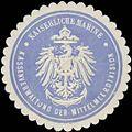 Siegelmarke K. Marine Kassenverwaltung der Mittelmeerdivision W0357428.jpg