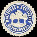 Siegelmarke Magistrat der Kreisstadt Hoyerswerda W0210973.jpg