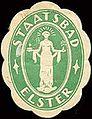 Siegelmarke Staatsbad - Elster W0213509.jpg