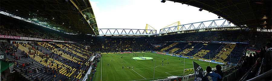 westfalenstadion wikipedia. Black Bedroom Furniture Sets. Home Design Ideas