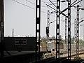 Signal at Thiruvanmiyur station.JPG