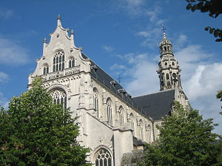 St. Pauls Church, Antwerp