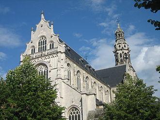 St. Paul's Church, Antwerp - St. Paul's Church