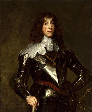 Sir Anthony van Dyck - Charles Louis, Elector Palatine - Google Art Project