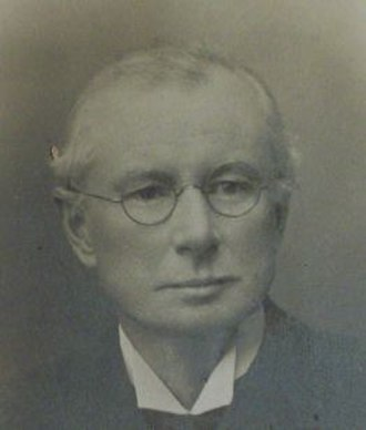 Henry Stokes - Portrait photograph of Sir Henry Edward Stokes