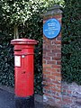 Sir James Murray's letterbox - geograph.org.uk - 718072.jpg