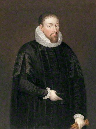 Common Serjeant of London - Image: Sir Robert Broke