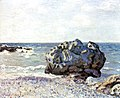 Sisley - Bay-Of-Long-Country-With-Rock.jpg