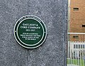 Site of the world's first gasworks, Great Peter Street, SW1 - geograph.org.uk - 727822.jpg