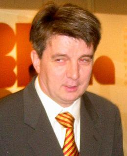 Jožef Školč Slovenian politician