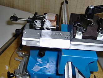 Microtome - A sled microtome