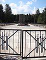 Soldatenfriedhof der polnischen soldaten in Baligrod, die im Kampf den Banden UPA gefallen sind (2012.).jpg