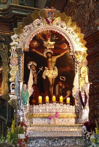 Lima District - Señor de los Milagros