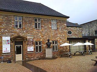 Museum in Taunton, Somerset