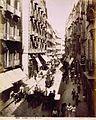 Sommer, Giorgio (1834-1914) - n. 2207 - Napoli - Strada di Chiaia.jpg