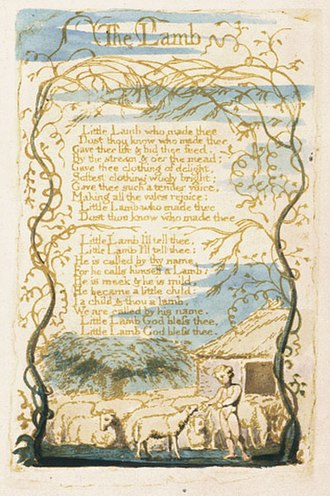 The Lamb - Image: Songs of Innocence copy G object 8 The Lamb