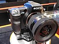 Sony A700 with Power Grip.JPG