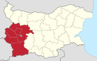 Yugozapaden Planning Region planning region in Bulgaria