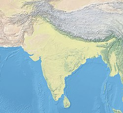 Lahore is located in South Asia