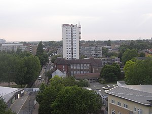South Acton, London - Image: South acton