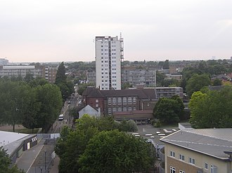 South Acton, London - Image: South acton