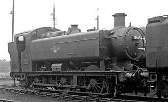 Switcher - A typical British steam shunter, GWR 9400 Class