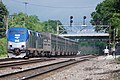 Southwest Chief nearing Naperville station, June 2007.jpg