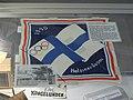 Souvenir cloth of OL 1940 at Sporvejsmuseet.jpg