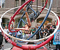 Space Ball, Gyroscope at Stockholm Pride 2009.jpg