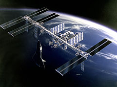 Space Station Freedom (1991 design)