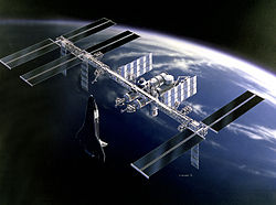 star space station freedom wallpaper - photo #11