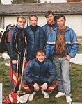 Spadochronowe Mistrzostwa Polski w RW-4 Nowy Targ 1993 02.jpg