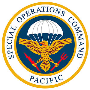 Special Operations Command Pacific - SOCPAC insignia
