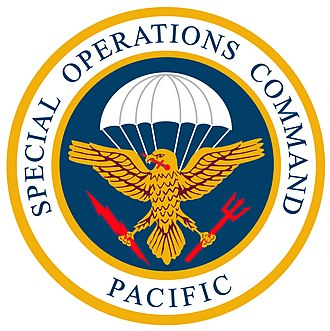 United States Indo-Pacific Command - Image: Special Operations Command Pacific insignia