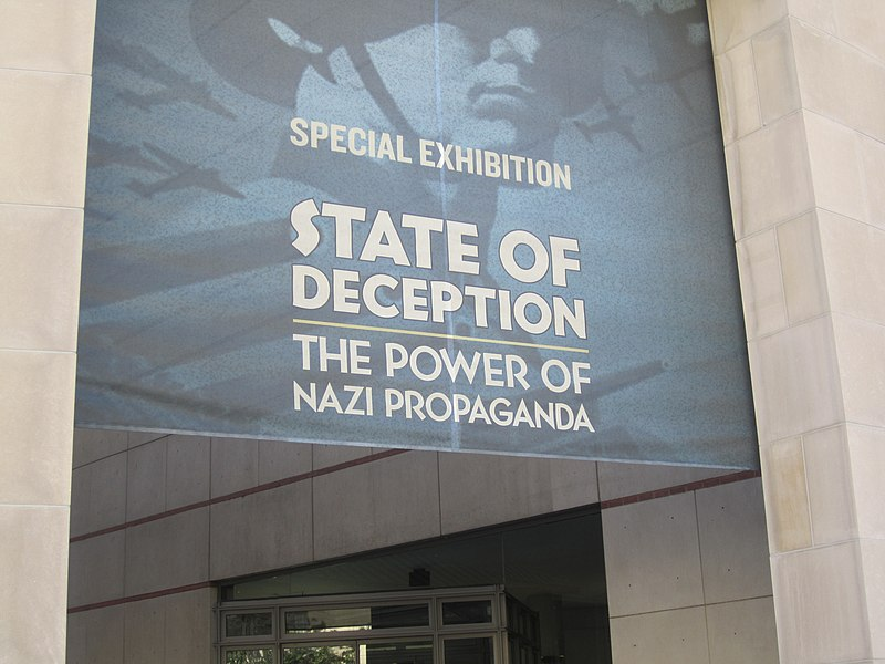 File:Special exposition, Holocaust Museum, D.C. IMG 4789.JPG