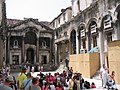 Split, Diocletianus-palota 2 - panoramio.jpg
