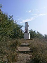Spomenik u Velikoj Biljanici, Leskovac, b07.JPG