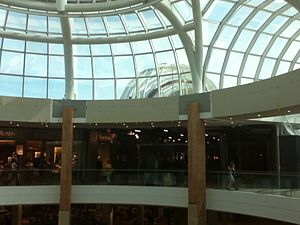Square One Shopping Centre - Image: Square One Grand Centre Court