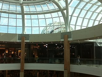 Square One Shopping Centre - Image: Square One Grand Centre Court