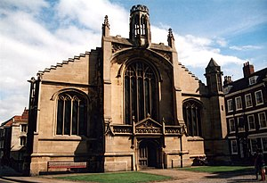 St Michael le Belfrey, York - St Michael le Belfrey, York
