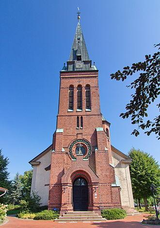 Bad Fallingbostel - Saint Dionysius Church