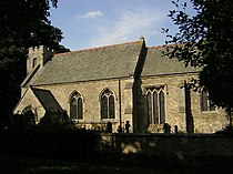 St.Alkmund's church, Blyborough, Lincs. - geograph.org.uk - 50495.jpg