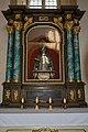 St. Blasius Regensburg Albertus-Magnus-Platz 1 D-3-62-000-24 60 Südliches Seitenschiff Altar Albertus Magnus ba.jpg