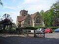 St. Martin's Church, Brasted, Kent - geograph.org.uk - 168268.jpg