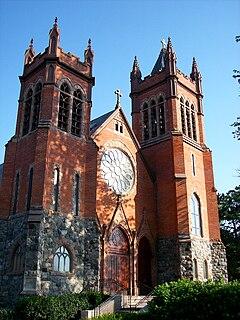Saint Paul Catholic Church (Grosse Pointe Farms, Michigan) United States historic place